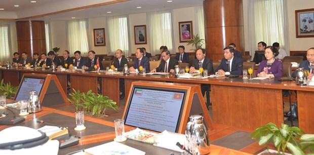 Vietnam et Koweit renforcent la cooperation economique hinh anh 1