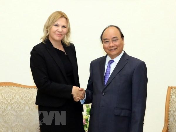 Le Premier ministre demande le soutien de l'IFC pour les start-up hinh anh 1
