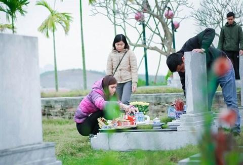 Culte en ligne, un service original a l'occasion de la fete Thanh Minh hinh anh 1