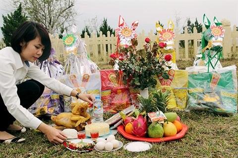 Culte en ligne, un service original a l'occasion de la fete Thanh Minh hinh anh 2