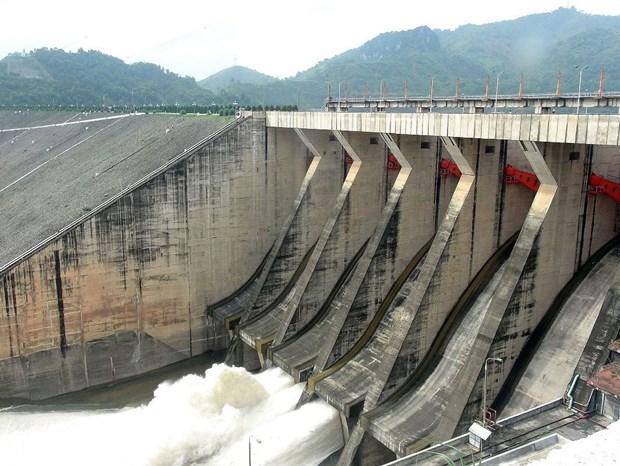 Agrandissement de la centrale hydroelectrique de Hoa Binh hinh anh 1