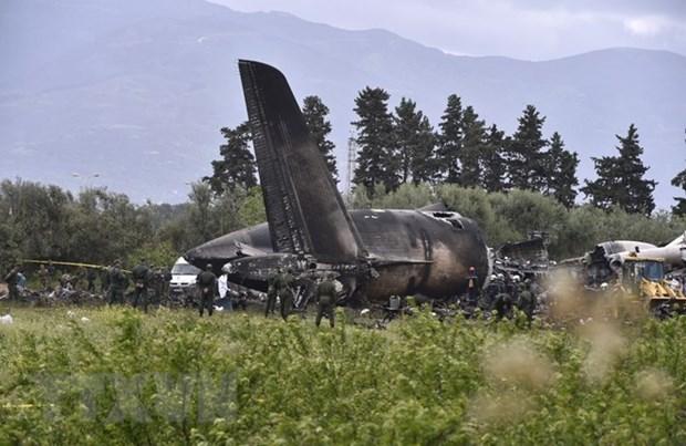 Crash d'un avion militaire alegrien : le Vietnam presente ses condoleances hinh anh 1