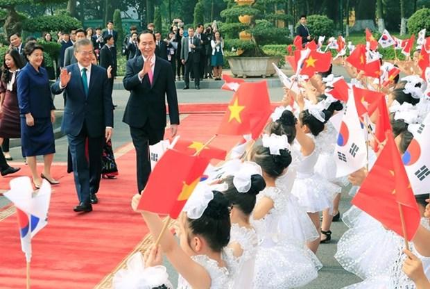 Dynamiser l'afflux des investissements indirects sud-coreens au Vietnam hinh anh 1