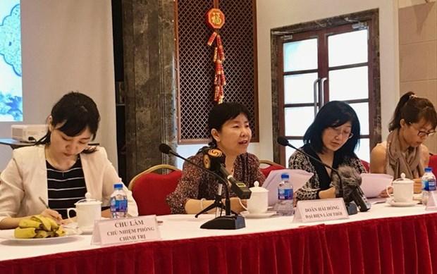 L'ambassade de Chine rencontre la presse hinh anh 1