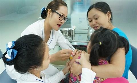 Gare a la rage, la campagne de vaccination se poursuit a Ho Chi Minh-Ville hinh anh 1