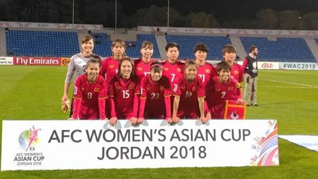 L'equipe de football feminin du Vietnam n'ira pas en France hinh anh 1