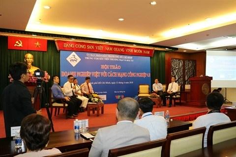 Comment les entreprises vietnamiennes se preparent a la revolution industrielle 4.0 hinh anh 1