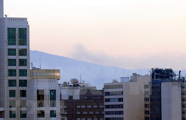 Le ministere des Affaires etrangeres deconseille les voyages en Syrie hinh anh 1