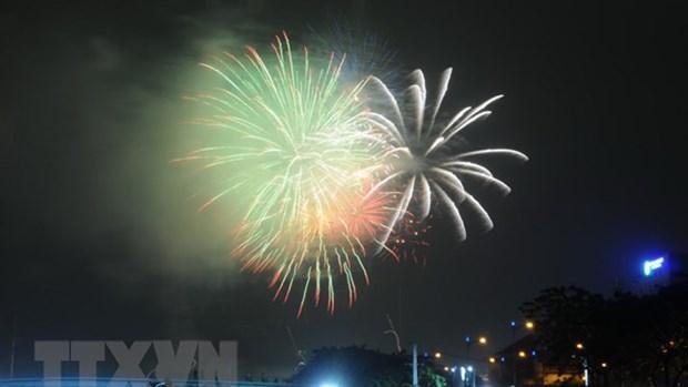 Ho Chi Minh-Ville va tirer des feux d'artifice le 30 avril hinh anh 1