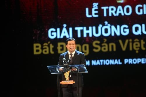 Remise des Prix nationaux de l'immobilier du Vietnam 2018 hinh anh 2