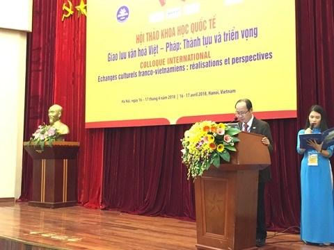Echanges culturels franco-vietnamiens: Realisations et perspectives hinh anh 1