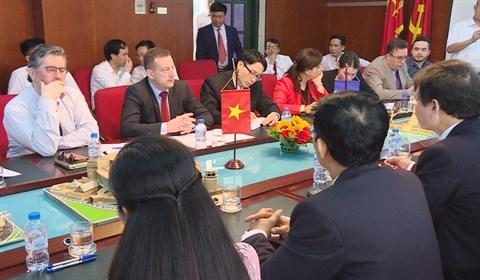L'AFD soutient la formation professionnelle au Vietnam hinh anh 4