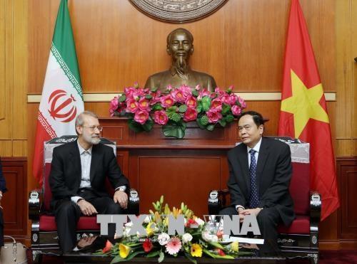 Vietnam et Iran visent le commerce bilateral de deux milliards de dollars hinh anh 2
