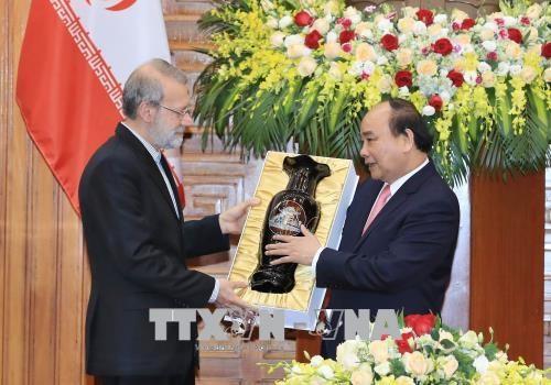 Vietnam et Iran visent le commerce bilateral de deux milliards de dollars hinh anh 1
