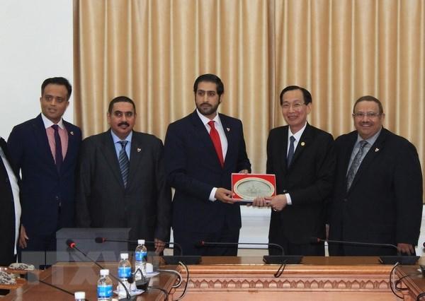 Le Bahrein va ouvrir un bureau de promotion du commerce a HCM-Ville hinh anh 1