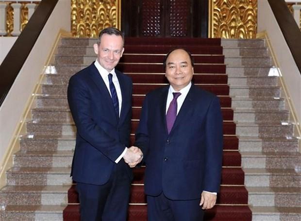 Le PM demande au Land de Rhenanie-Palatinat de continuer a investir au Vietnam hinh anh 1