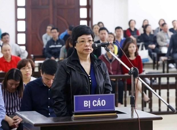 Condamnation a perpetuite pour l'ancien chef de Housing Group hinh anh 1