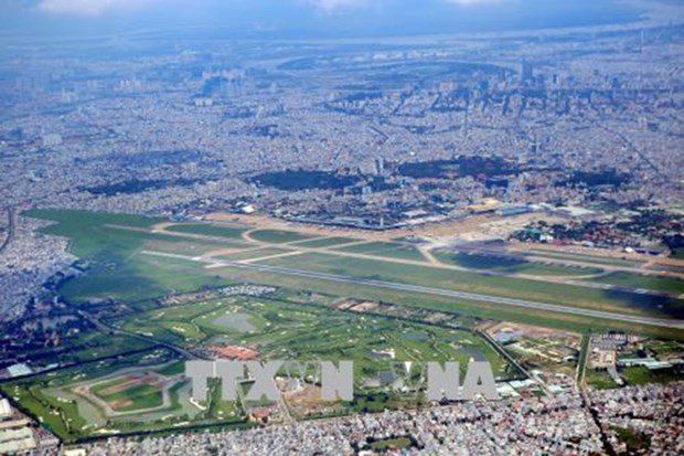L'aeroport international de Tan Son Nhat sera agrandi vers le sud hinh anh 1