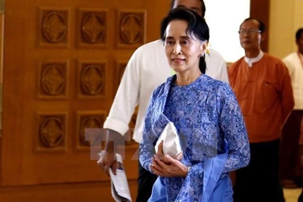 Pour resserrer les relations de partenariat de cooperation integrale Vietnam-Myanmar hinh anh 1