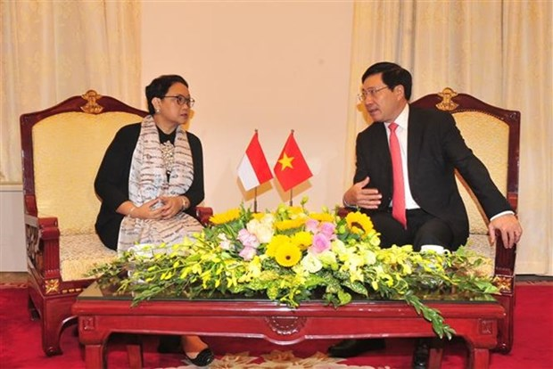 3e reunion du Comite de cooperation Vietnam-Indonesie hinh anh 1