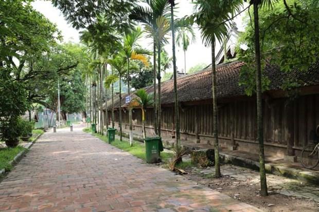 Hanoi: la fete de la pagode Thay devient une saison de festivites hinh anh 2