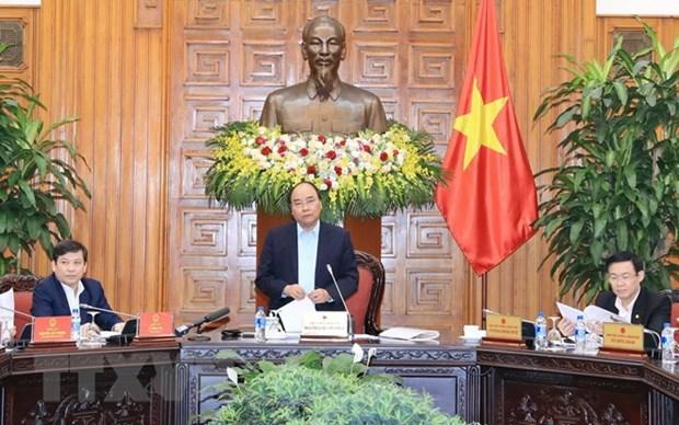 Le gouvernement travaille avec la Cour et le Parquet populaire supreme hinh anh 1