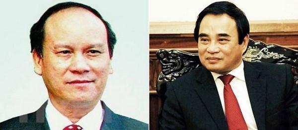 Sept personnes poursuivies dans l'affaire de Phan Van Anh Vu hinh anh 2