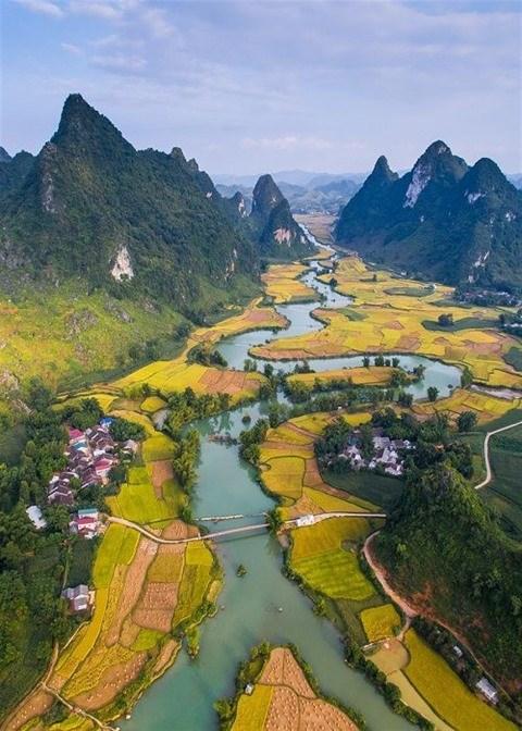 Vietnam et France cooperent dans la preservation de geoparc mondial hinh anh 1