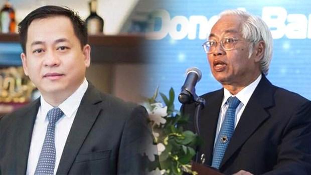 Dong A Bank : Phan Van Anh Vu vise par une nouvelle procedure hinh anh 1