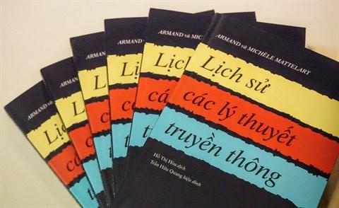 Publication de l'edition en vietnamien de l'Histoire des theories de la communication hinh anh 2