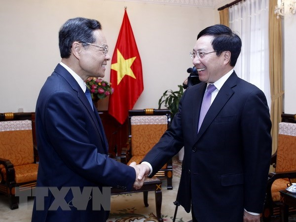 Le Vietnam deroule le tapis rouge aux entreprises du Guangxi hinh anh 1