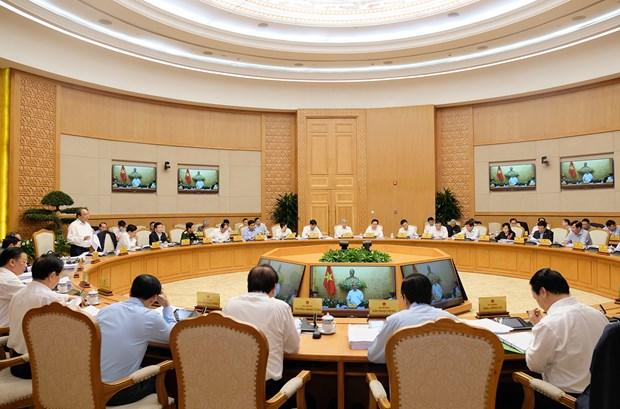 Le gouvernement vise une croissance d'au moins 6,7% hinh anh 1
