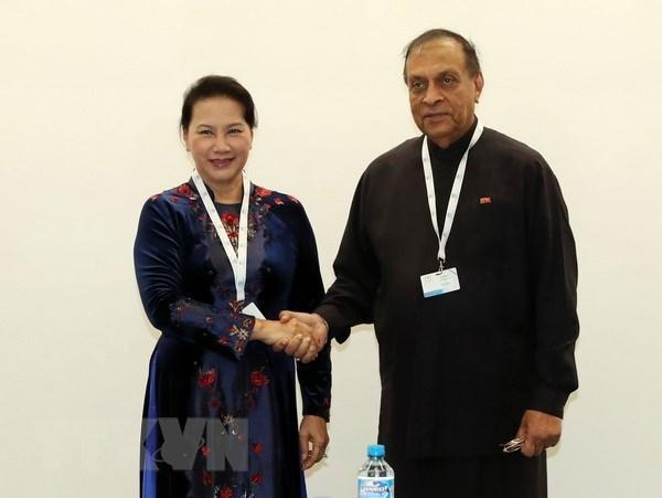 Le president du Parlement du Sri Lanka attendu au Vietnam hinh anh 1