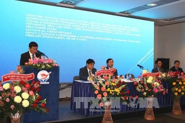 Reunion du Comite executif de l'Union des associations de Vietnamiens en Europe hinh anh 1