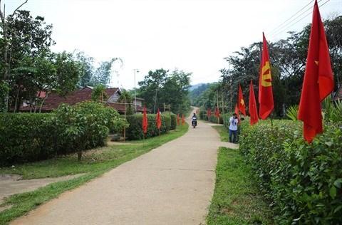 Nouvelle ruralite: Une region suburbaine de Hanoi en pleine mutation hinh anh 3
