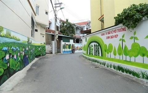 Nouvelle ruralite: Une region suburbaine de Hanoi en pleine mutation hinh anh 2