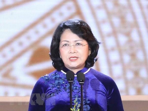 Dang Thi Ngoc Thinh part pour le Sommet mondial des femmes en Australie hinh anh 1