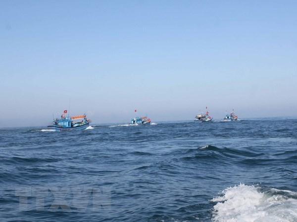 Le Vietnam rejette l'interdiction chinoise de peche en Mer Orientale hinh anh 1