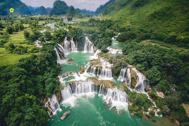 A la decouverte du parc geologique mondial de Cao Bang hinh anh 1