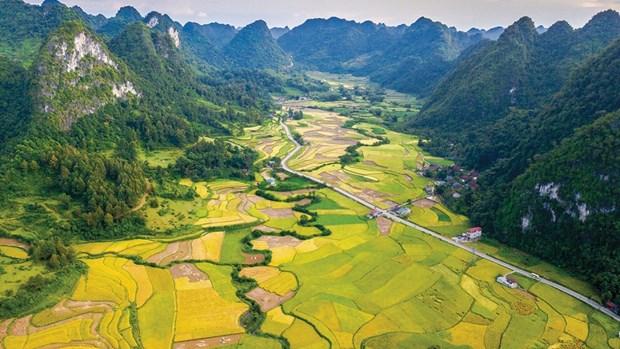 A la decouverte du parc geologique mondial de Cao Bang hinh anh 2