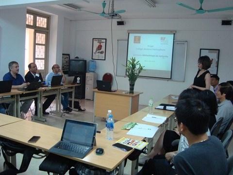 La methodologie de recherche scientifique au menu d'un seminaire a Hanoi hinh anh 1