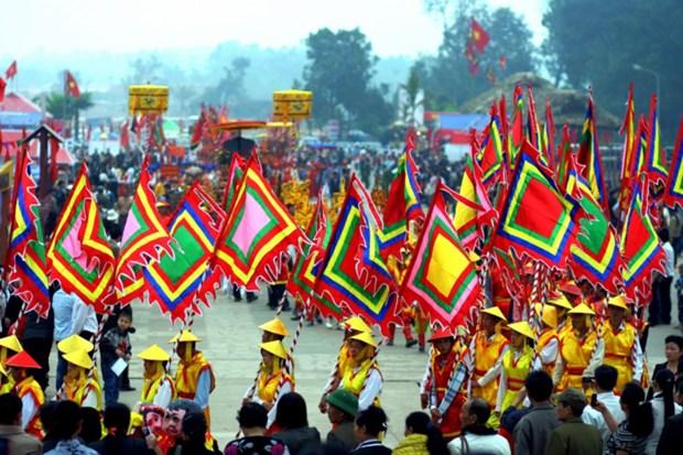 Fete des rois Hung, symbole de l'union nationale hinh anh 3
