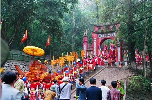 Fete des rois Hung, symbole de l'union nationale hinh anh 2