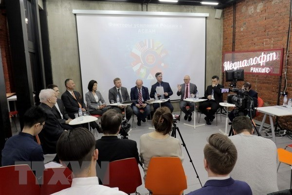 La Russie apprecie le role du Vietnam au sein de l'ASEAN hinh anh 1