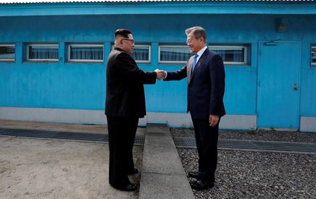Le Vietnam salue les succes du Sommet intercoreen hinh anh 1