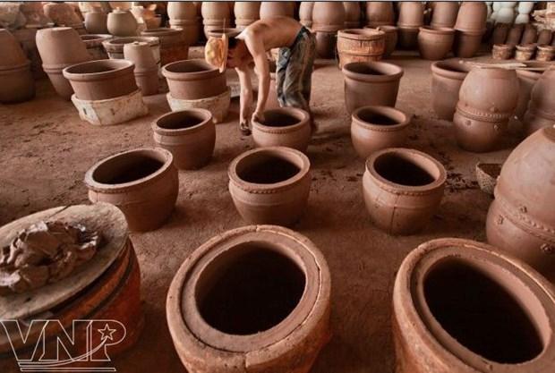 Au Sud, le village de ceramique de Tan Van garde sa flamme hinh anh 1