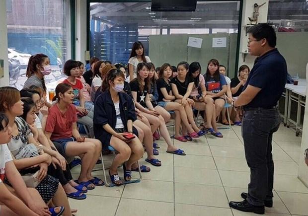 Incendie d'une usine a Taiwan : demande de garantie de l'emploi pour les travailleurs hinh anh 1