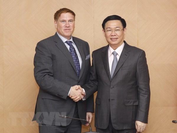 Le Vietnam promet de soutenir les entreprises americaines hinh anh 1