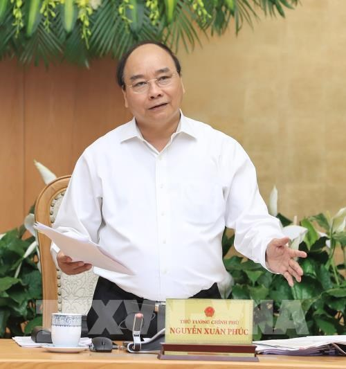 Le PM indique des mesures au service du developpement socio-economique national hinh anh 1