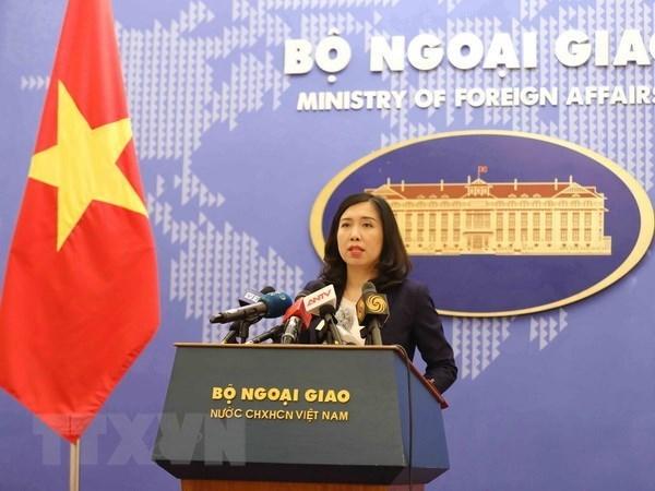 Le rapport americain sur les droits de l'homme ne refletent pas correctement la situation au Vietnam hinh anh 1